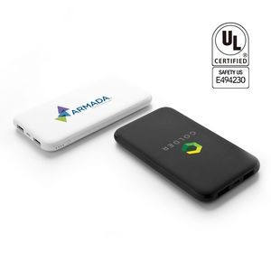 Power Bank ** US Patent #US D862,384 S, UL Certified
